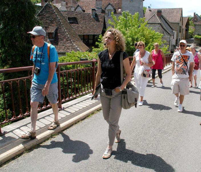 Visites guidées dans les plus beaux villages de France