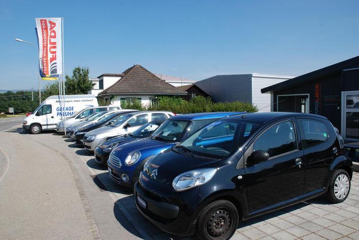 Auto Ankauf / Verkauf - Garage Pneuhaus Bruno Langenegger Herzogenbuchsee