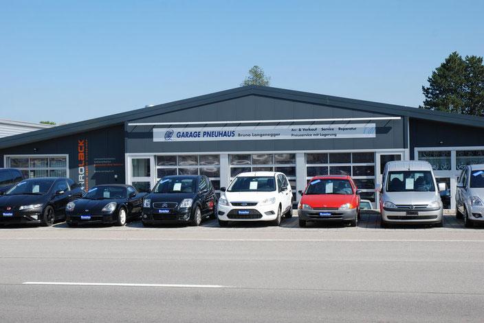 Garage Pneuhaus Bruno Langenegger Herzogenbuchsee