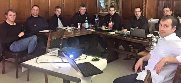 SSKU Vorstand