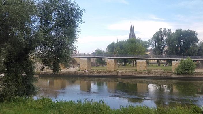 Die älteste Steinbrücke Deutschlands