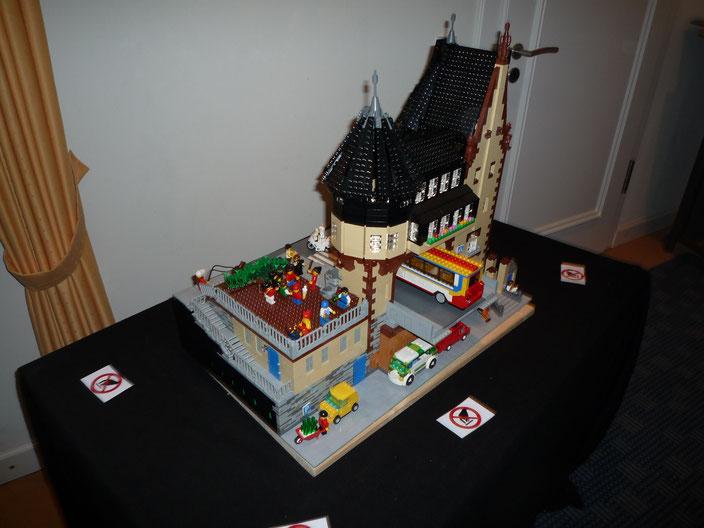 LEGO Brückentor Traben-Trarbach