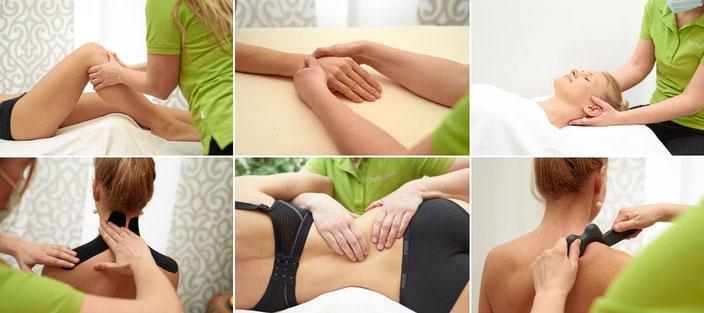 Physiotherapie und manuelle Therapie