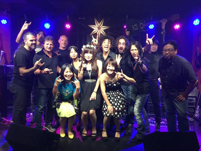 "80`s  Music & Culture Bar ""reflex"" - Fukuoka/JP, 2016"