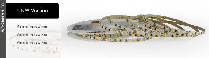LED Flex Strip Ultra Sottili Nauled