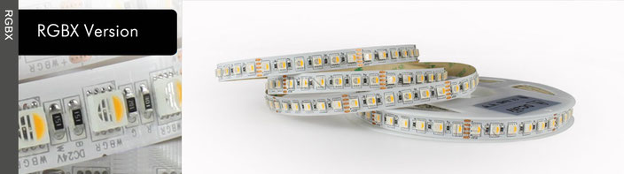 LED Flex Strip RGBX Version Nauled