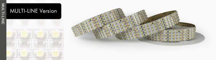 LED Flex Strip Multilinea Nauled