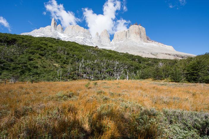 Bergpanorama mit dem Co.Espada (2500m)
