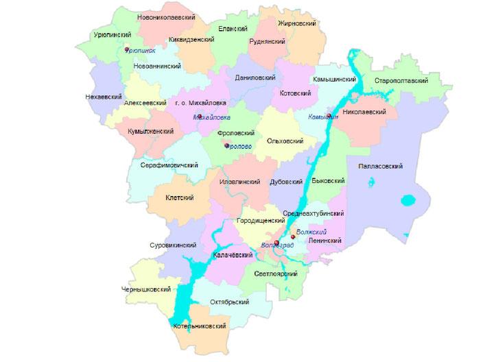 Банкротство физических лиц в Волгоградской области