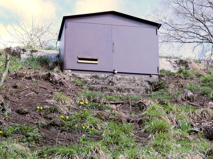 Winterquartier für Fledermäuse