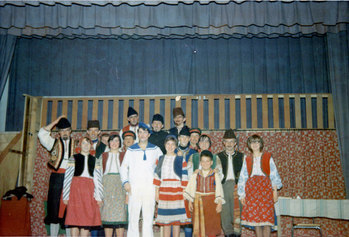 Jungmannschafts-Theater in den 1960er-Jahren.