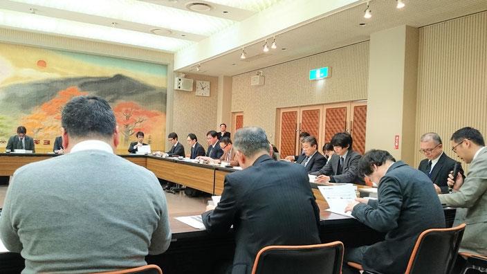 事業承継の官民ネットワーク、最初の連絡調整会議