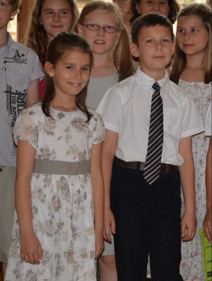Tara und Marc Tuschak