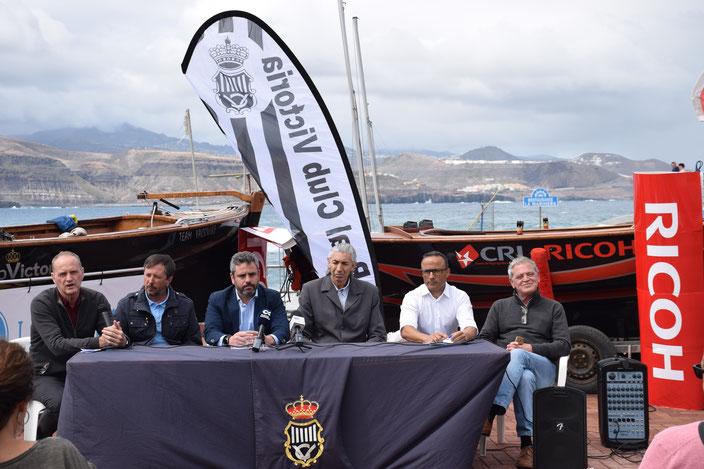 Rueda de prensa por la presentación de la temporada de barquillos