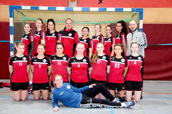 2. Damen - Saison 2016/17
