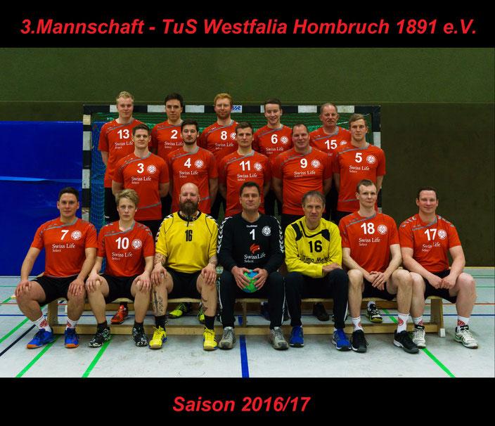 3. Herren Saison 2016/17