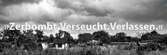 Karlsruhe, Schrebergärten, Stuttgarter Str., Dieter Franke, Fotofokumentation,