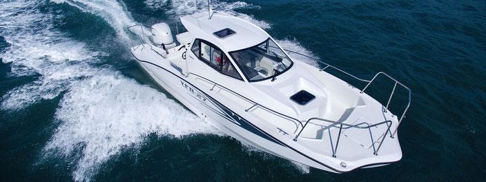 富山県でYFR買うならジョイマリン。豊富な艤装実績であなたにベストなYFRを製作します。