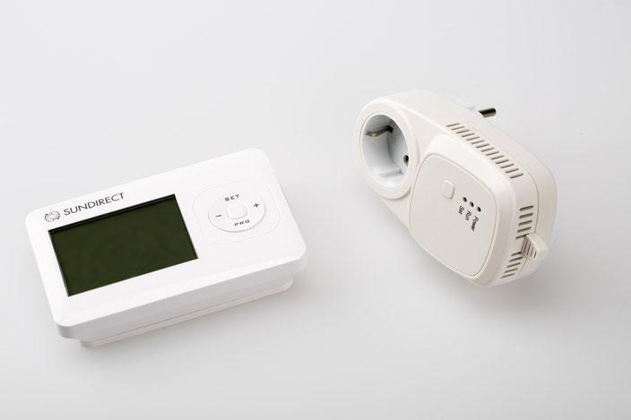 Voor een efficiënt gebruik en meer comfort raden wij aan om bij alle infrarood panelen een thermostaat te gebruiken.