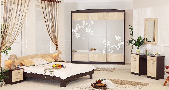 Спальня в стиле хай-тек Купить недорого в Кировограде