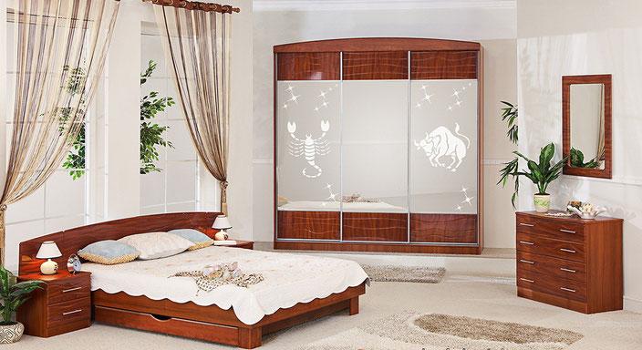 Красивая мебель в спальню Купить недорого в Кировограде