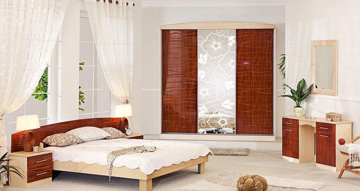 Спальня в стиле хай-тек купить в Кировограде