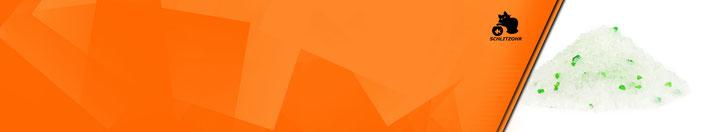Silikat Katzenstreu Banner