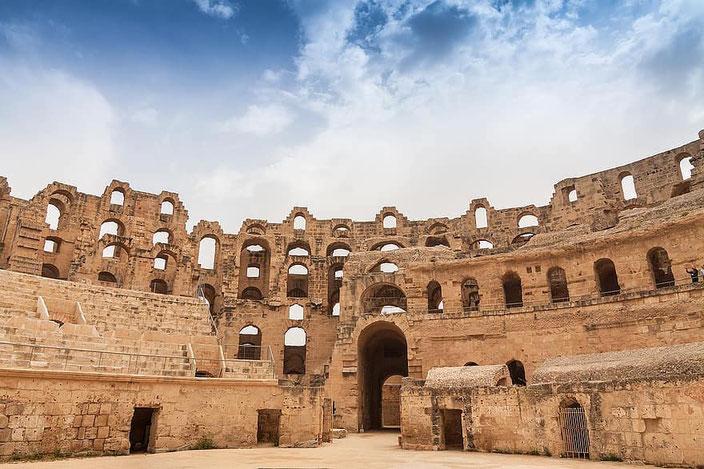 El Jem - Tunisia
