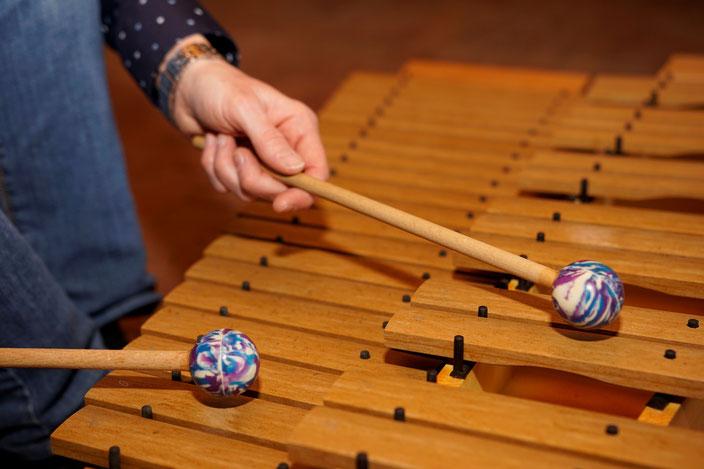 Musiktherapie in Burgdorf