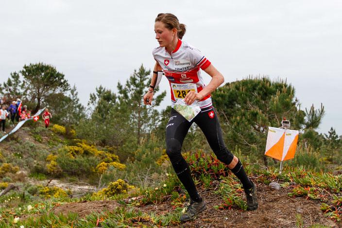 2014 - EM in Portugal. Eine unglaubliche Woche. Nachdem ich in der Middlequali gescheitert war, habe ich den Sprint, die Langdistanz und zusammen mit Julia Jakob und Sabine Hauswirth die Staffel gewonnen.