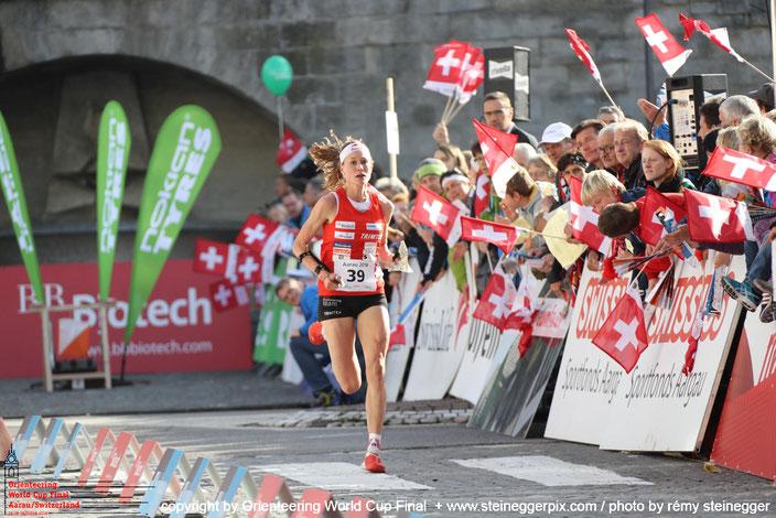 Während der letzten Jahre, war das Weltcup-Finale oft in der Schweiz. Und meistens auch sehr erfolgreich! Zuletzt 2016 in Aarau mit 3 Starts und 3 Siegen.