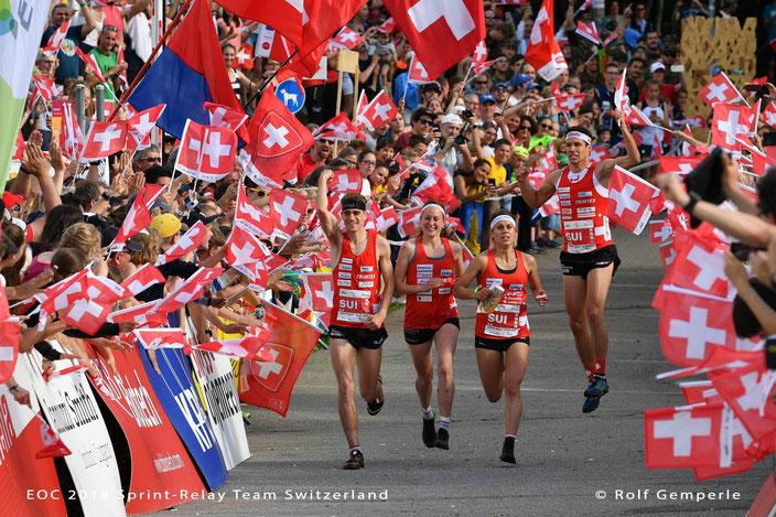 2018 - EM Schweiz - Ein wunderbares Comeback Jahr ist hat im Mai bei der Heim EM seinen Lauf genommen! 3 Starts, 2 Goldmedaillen, 1 Silbermedaille. Danke Schweizer Fans für euren Support!
