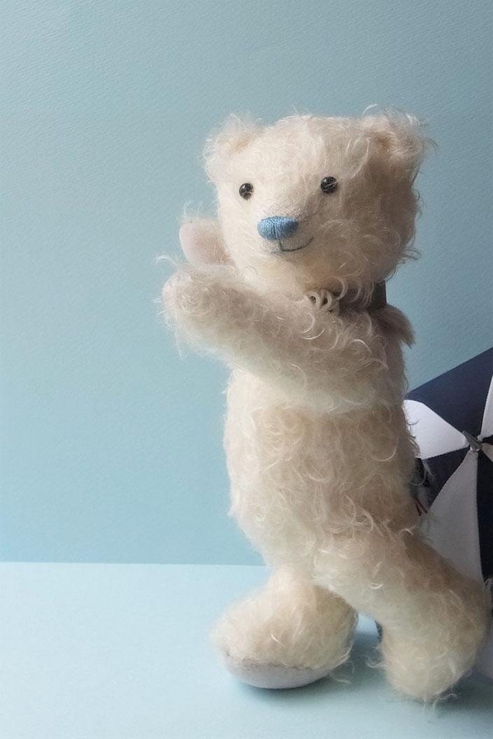 fairysaddle teddybear 372