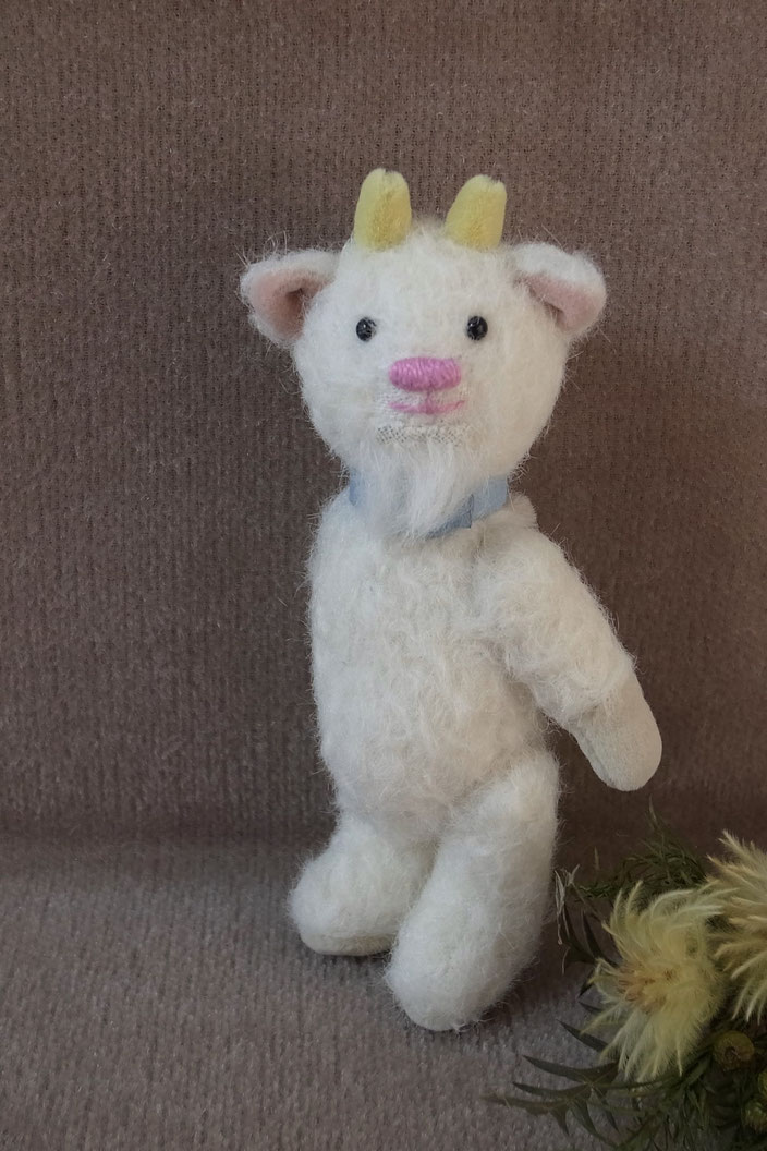 Fairy Saddle teddybear