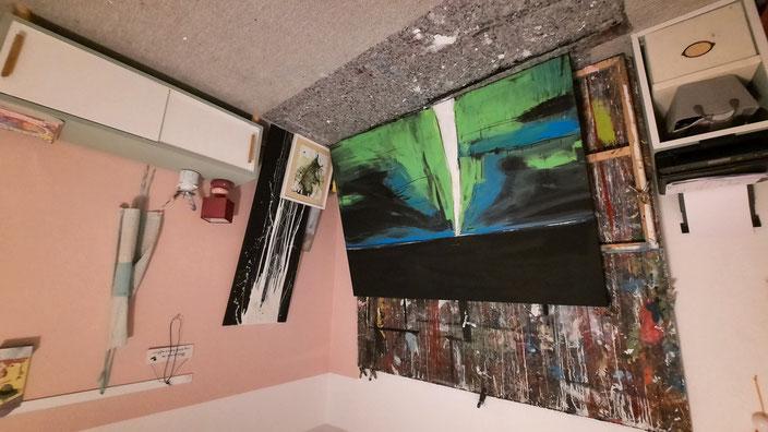 Keilrahmen 4 - 200 x 130 cm das Bild