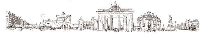Berlin Sehenswürdigkeiten Panorama - kulturgut Berlin Stadtführungen