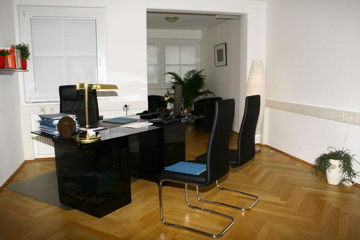 Büro Rechtsanwalt Gerd Schwarz