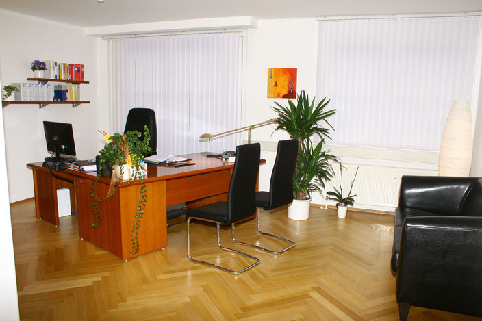 Büro Rechtsanwältin  Angelika Schwarz
