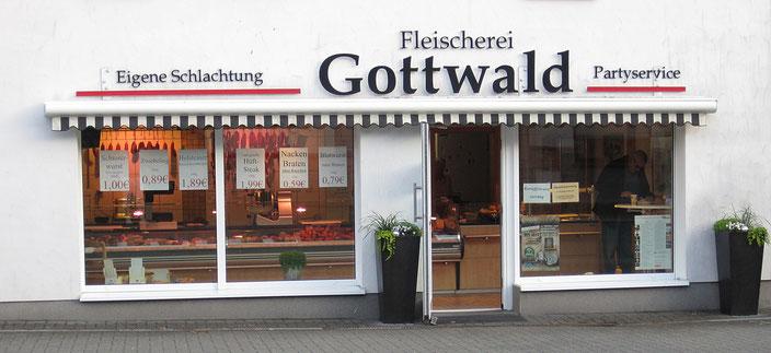 Fleischerei Metzgerei Partyservice Gottwald Finnentrop Lenhausen regional Sauerland Kreis Olpe