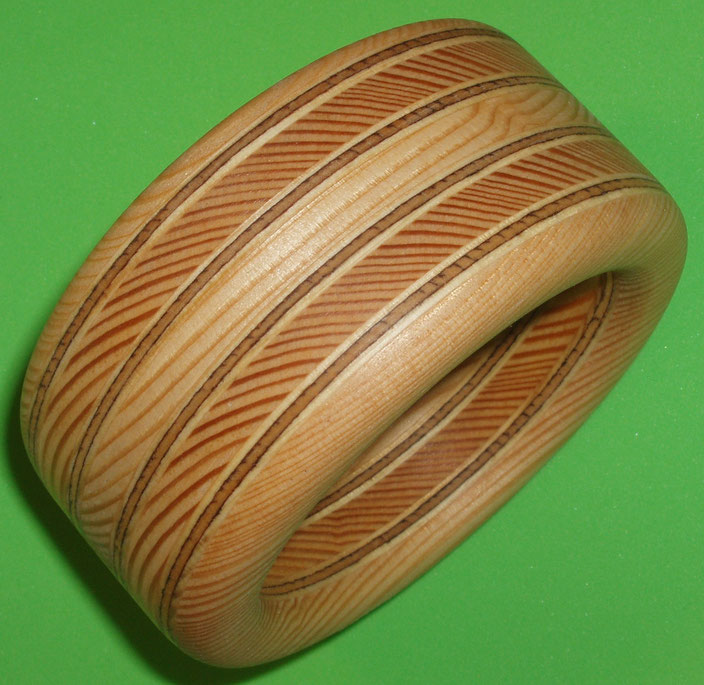 Bracelet, Armreif, Holz, Unikate