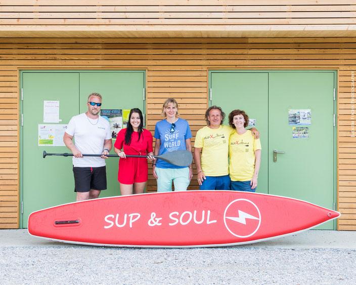 in kürze www.standuppaddeln.at auf KANAL3 TV in der Steiermark, sup in der steiermark