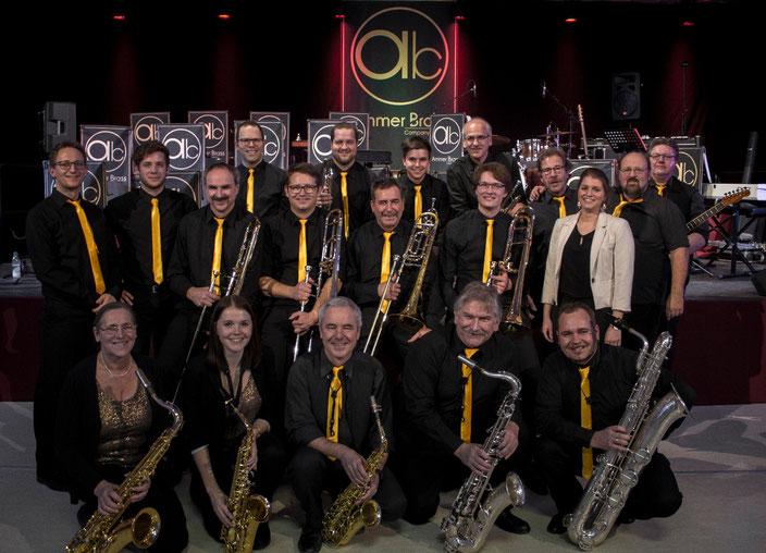Die Ammer Brass Company spielt auf