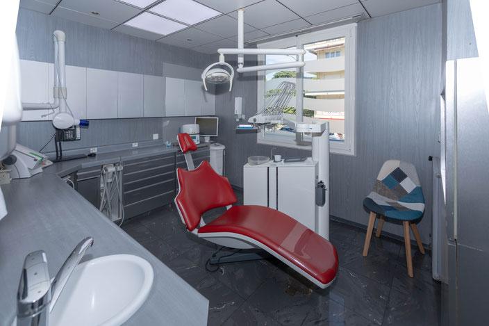 Le cabinet dentaire à Nice