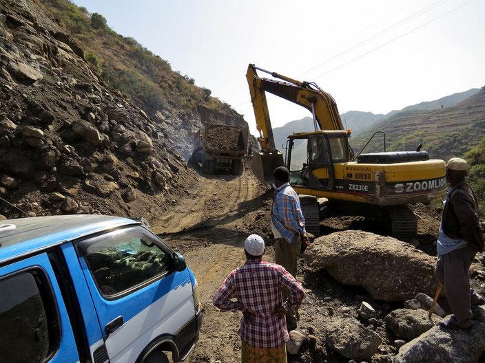 Erdrutsch Äthiopien grenzenlosunterwegs