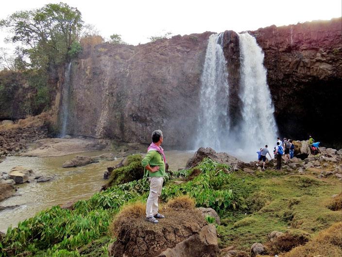 Nil Äthiopien grenzenlosunterwegs
