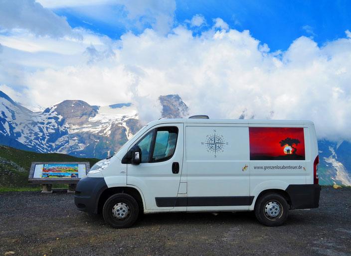 Österreich grenzenlosunterwegs Balkan Camper