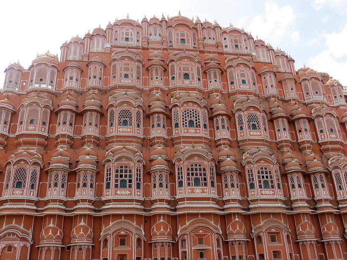 Jaipur Indien grenzenlosunterwegs