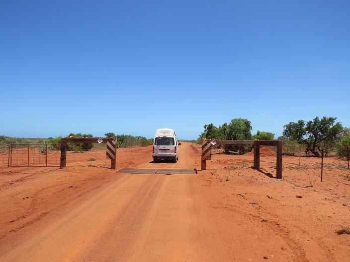 grenzenlosunterwegs Australien Camper