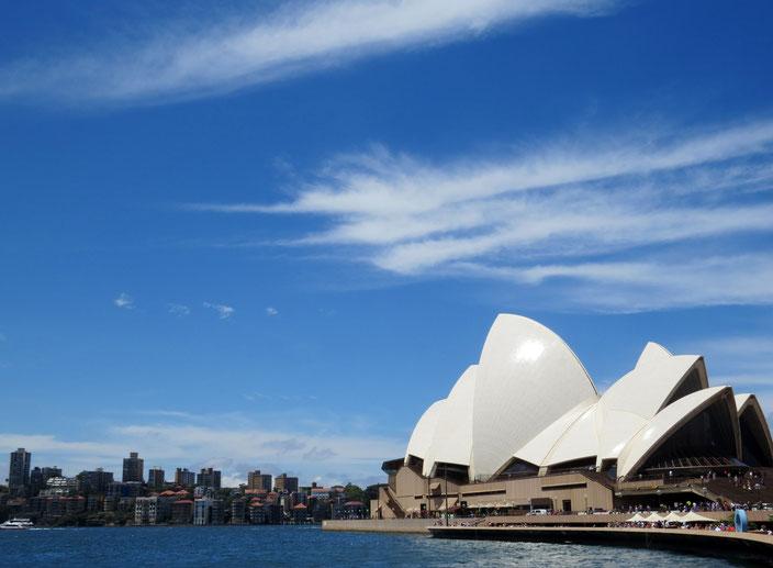 grenzenlosunterwegs Oper Australien