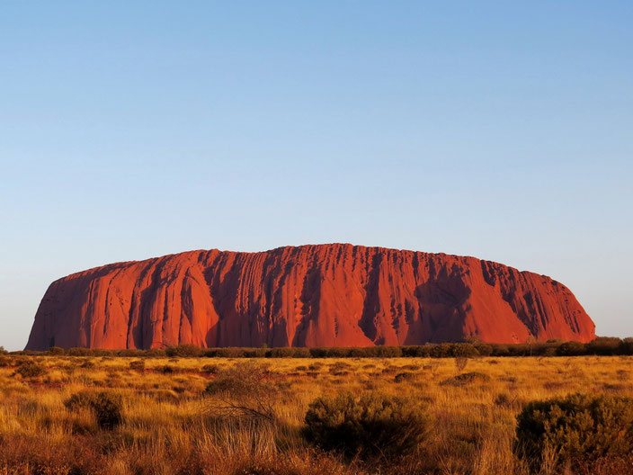 Urulu grenzenlosunterwegs Australien